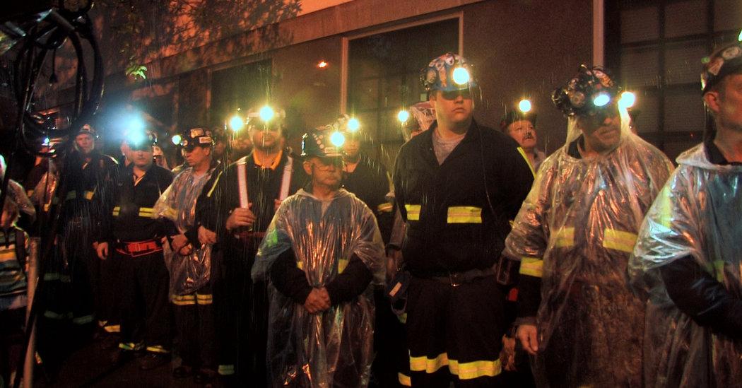 Film Dokumenter Coal Country